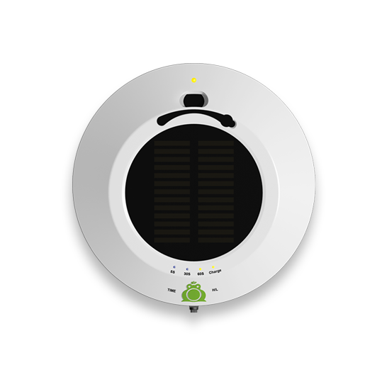 Air Frog Calipso Air Purifier  – White