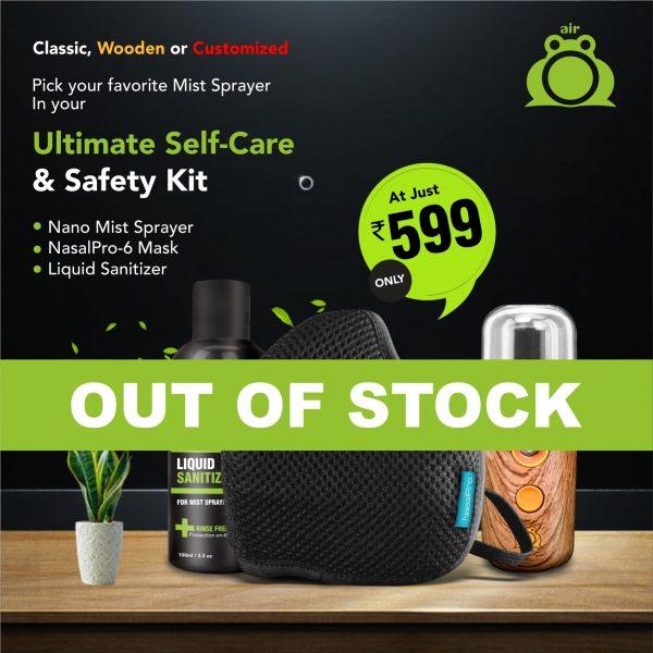 Air Frog Ultimate Self-Care Kit  – Classy Wood