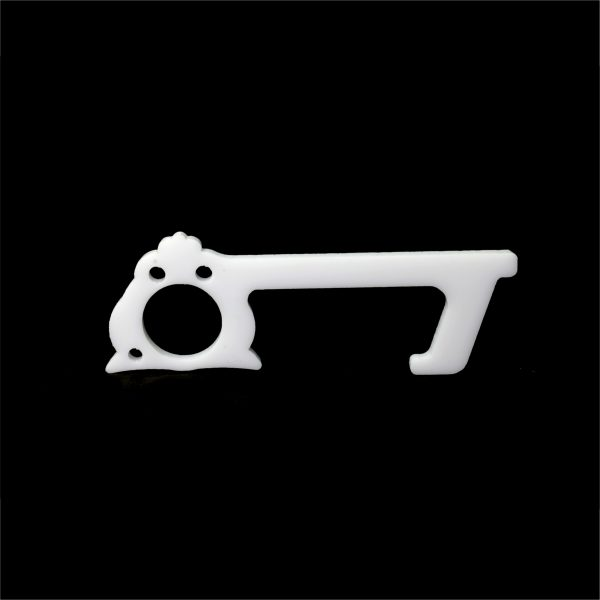 Air Frog Personal Protection Key – White